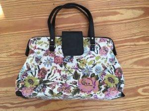 Shopper Blumenmuster - Gina Tricot