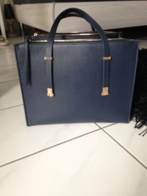 Shopper/ Businesstasche in blau