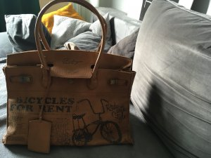 Xdye Shopper camel
