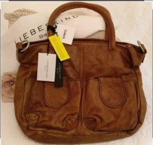 Shopper/Handtasche Liebeskind, NEU, Braun, Vintage, Mocca, Taupe