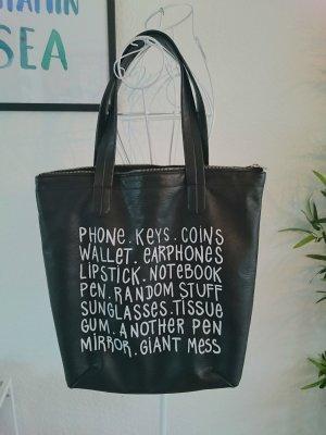 Shopper / Handtasche mit Print