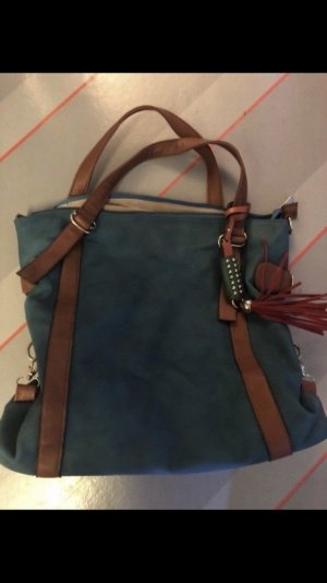 Shopper Handtasche Umhängetasche- Tasche - XL
