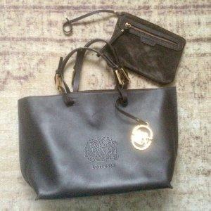 Lottusse Shopper black brown