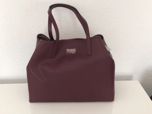 Guess Shopper dark red