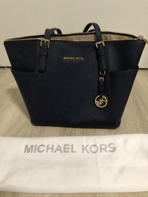 Michael Kors Shopper dark blue