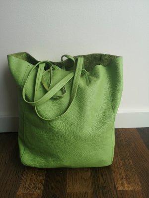 Shopper vert gazon