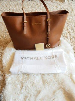 Michael Kors Shopper bronze-brun