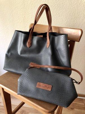 Shopper mit kleiner Tasche