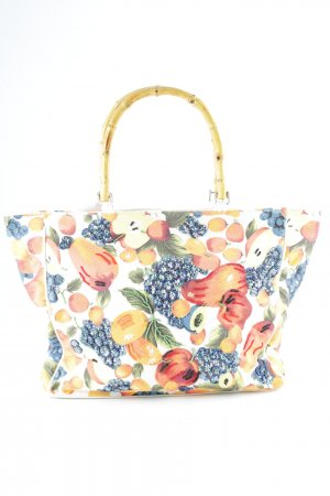 Shopper Motivdruck Beach-Look