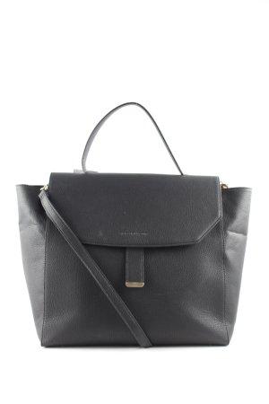 Shopper schwarz Casual-Look