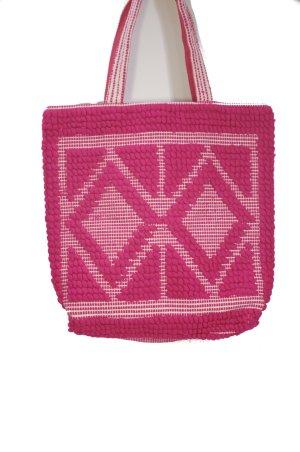 Shopper roze-violet