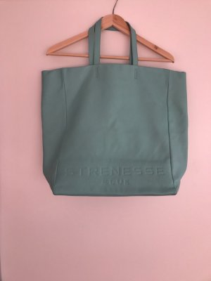 Blue Strenesse Shopper munt