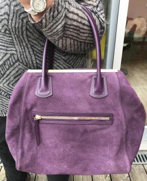 Shopper/ Tasche lila von Joop