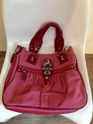 #Shopper #Tasche #pinkred