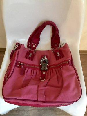 #Shopper #Tasche #pinkred