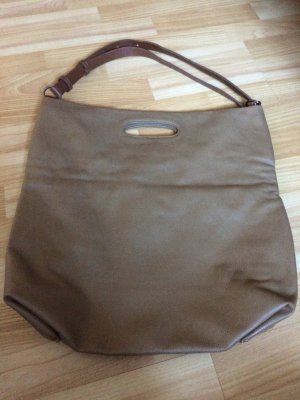 Shopper vn ZARA in beige