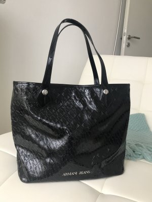 Armani Borsa shopper nero