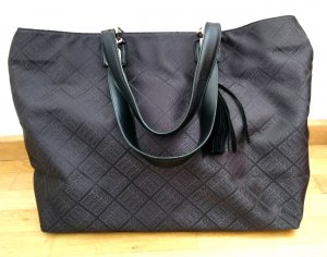 Gianfranco Ferré Shopper black-gold-colored