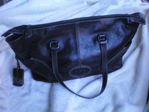 damen handtaschen leder shopper kaufen gebraucht und g nstig. Black Bedroom Furniture Sets. Home Design Ideas