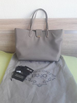 Liu jo Shopper beige imitation leather