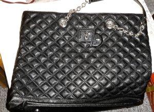 Shopperhandtasche mit Druckknopf