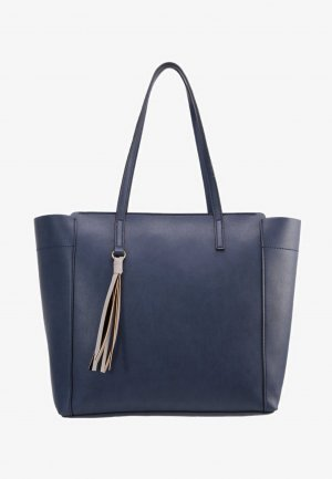Shopping Bag Anna Field Shopper Blau
