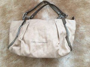 Shopping Bag, cremefarbend