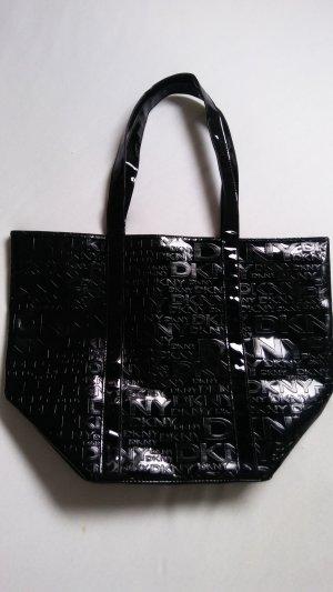 Shopping Bag DKNY aus PVC