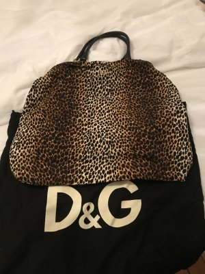 Dolce & Gabbana Handbag black-brown