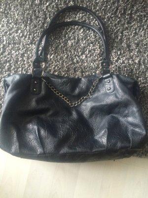 Shoppingbag in schwarz