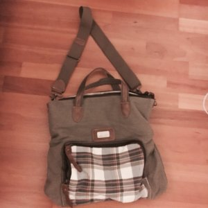 Shoppingbag zum wenden