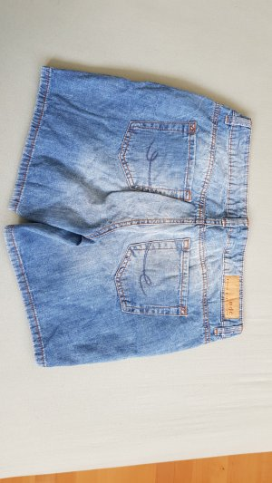 Esprit Pantaloncino di jeans blu