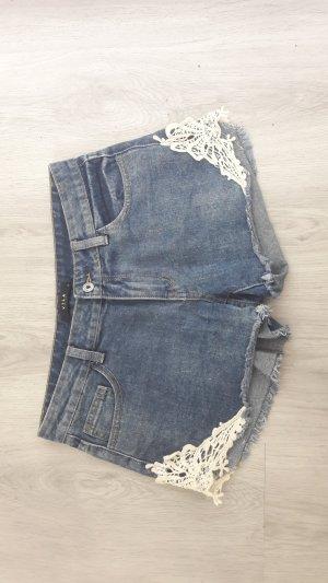 Short aus Jeans