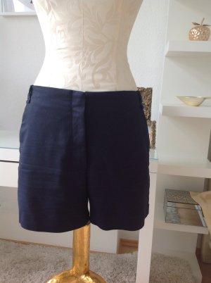 Short, dunkel Blau, von Zara