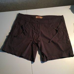 Pantalone corto antracite