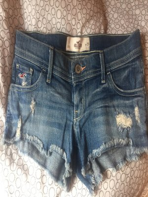 Short Hollister Jeans Denim Hotpants