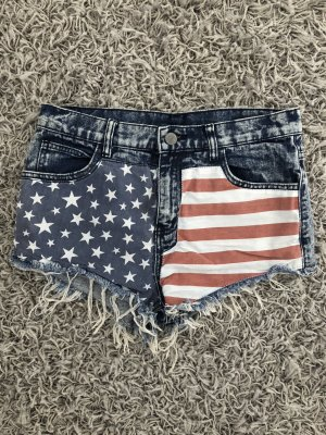Short im USA Look