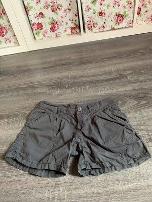 Short Khaki grau braun oliv Sommer kurze Hose