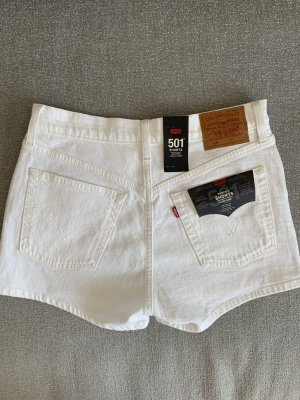 Short Levis 501 High Rise NEU
