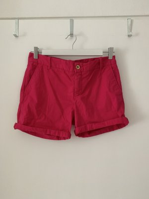 Zara Woman Shorts magenta