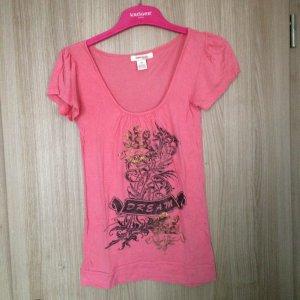 Short Sleeve, Marke: Kenvelo, Farbe: corale Größe: XS
