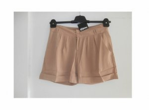 Chillytime Hot Pants camel mixture fibre