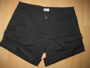 Kangaroos Short noir coton