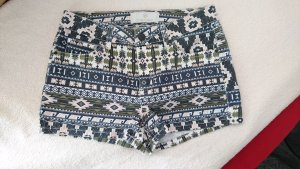 Short von Pieces Gr. S Aztekenstyle