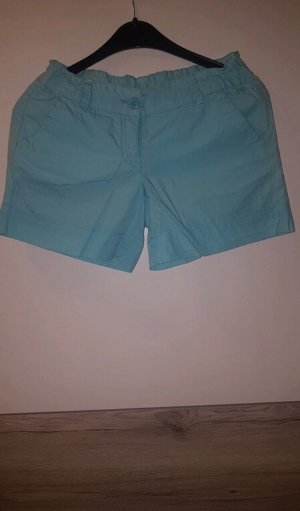 Tom Tailor Hot pants lichtblauw