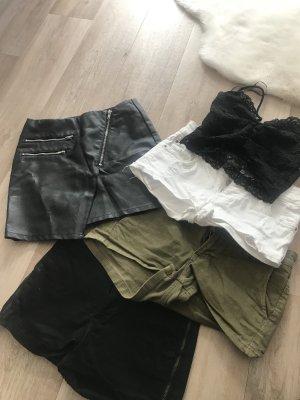 Pantalone corto multicolore