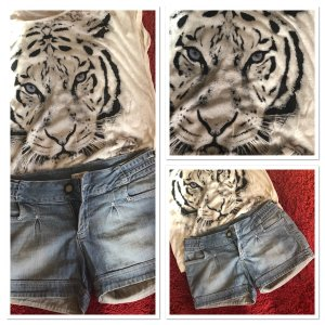 Shorts 38 Shirt Glitzer
