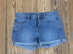 H&M Shorts azul