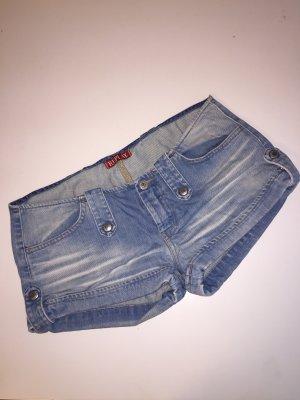 Replay 7/8 Length Jeans slate-gray