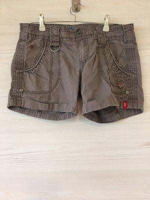 edc by Esprit Short gris brun